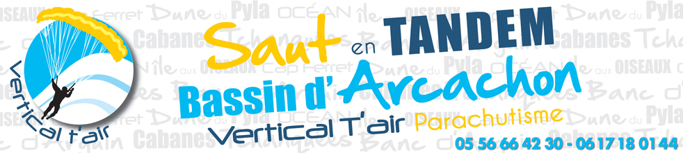 Vertical t'air Arcachon Verticaltair